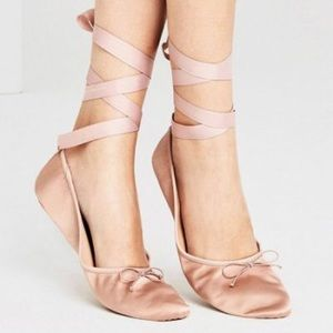 Zara Shoes - Zara ballet flats